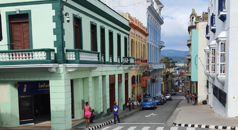 rue de santiago de cuba