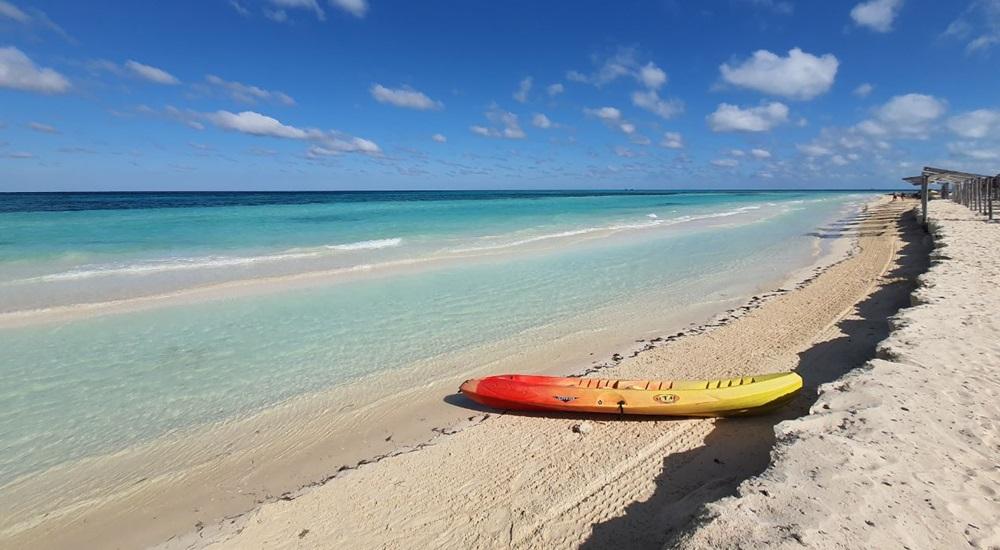 plage de sable blanc a varadero