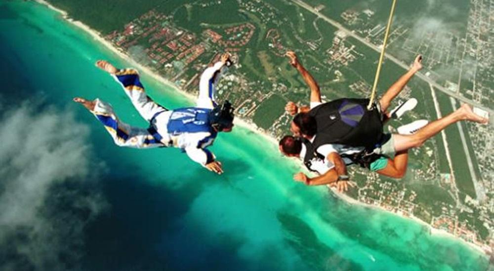 saut en parachute varadero