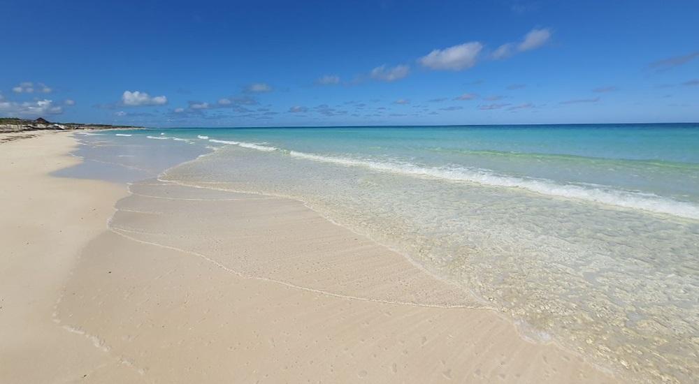 plus belle plage de cuba a santa maria