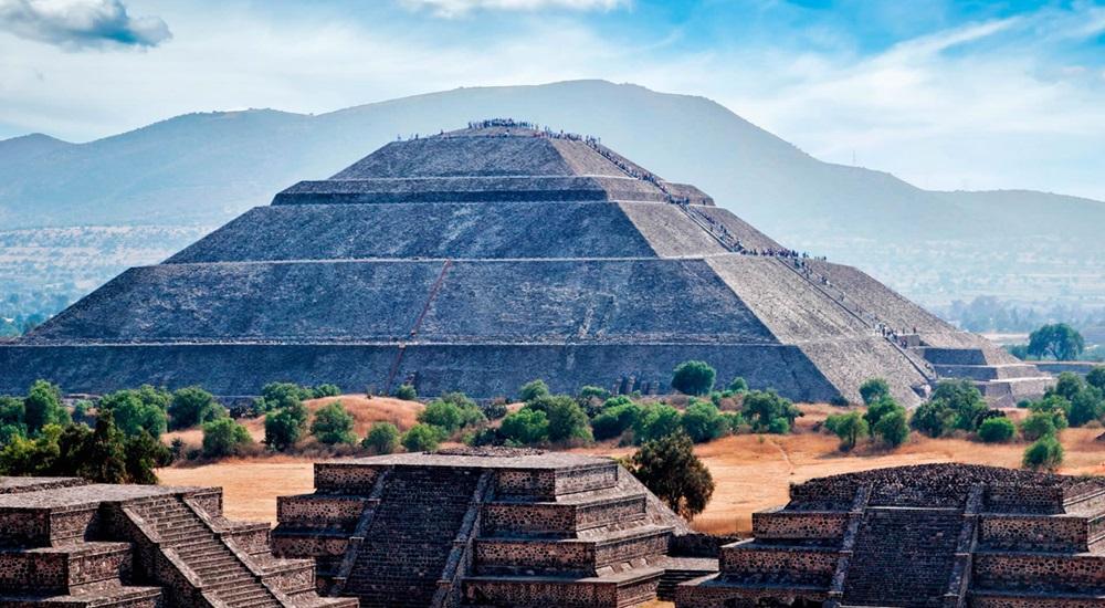 visiter teotihuacan en voyage au Mexique