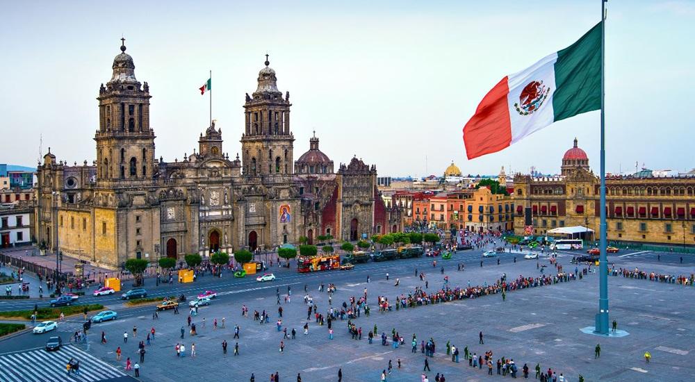 autotour au mexique par mexico puis visite du yucatan avec location de voiture