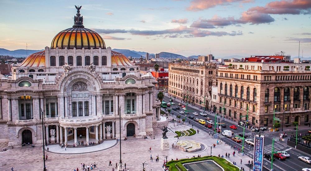 palais de bellas artes