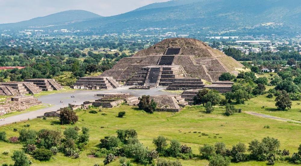 voyager au mexique pour voir teotihuacan