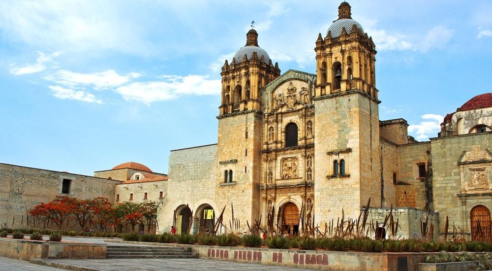 centre historique de Oaxaca au Mexique
