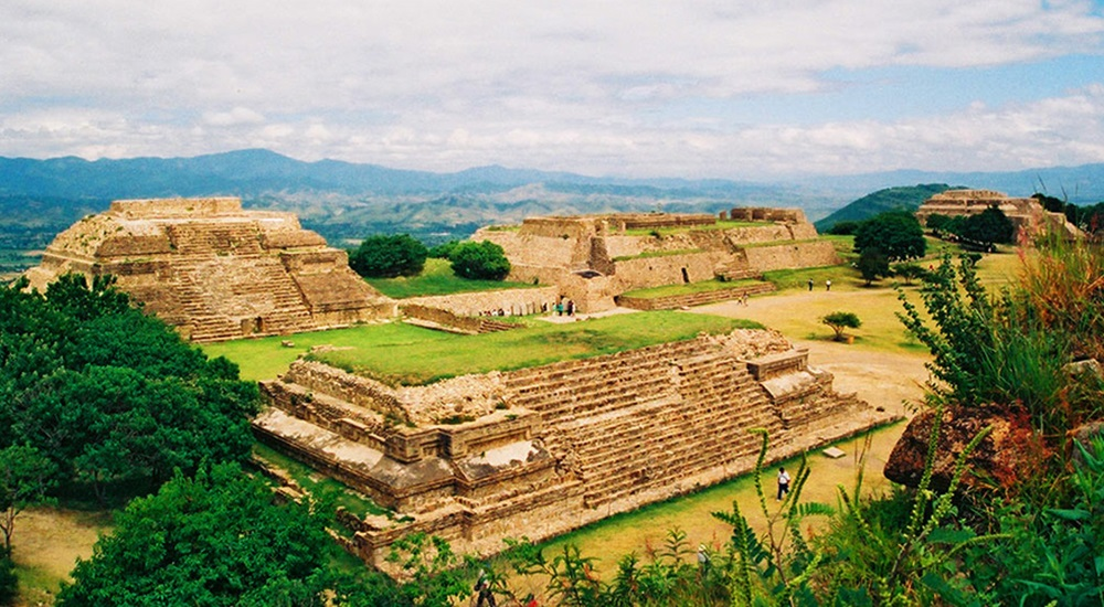 visiter le monte alban pendant son voyage sur mesure au Mexique