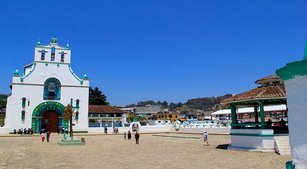 visiter san juan chamula au mexique