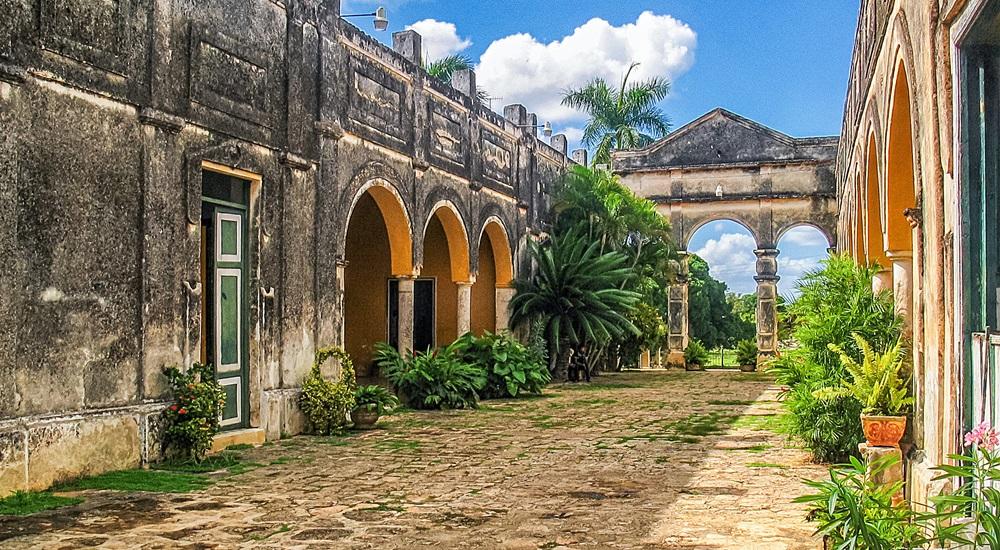 visiter une hacienda en voyage au Mexique