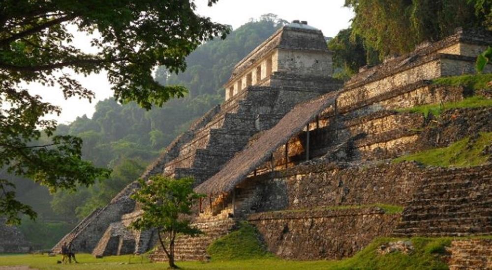 pyramide principale de Palenque