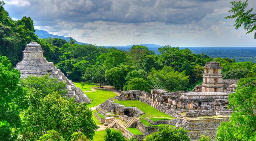 visiter palenque au Mexique