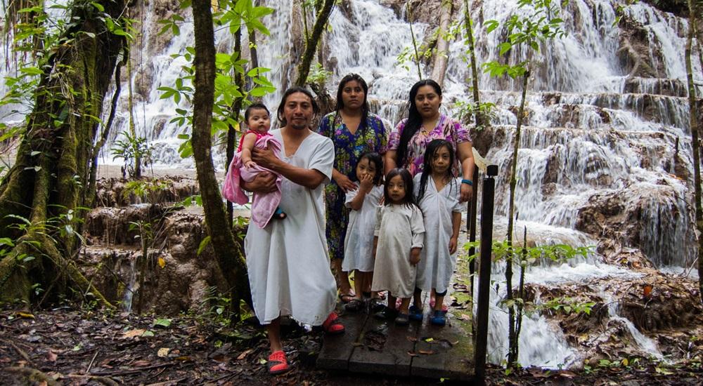 passer une nuit chez les Mayas au Mexique