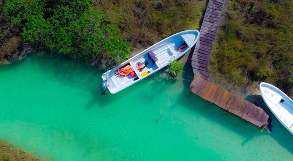 lagune de sian kaan